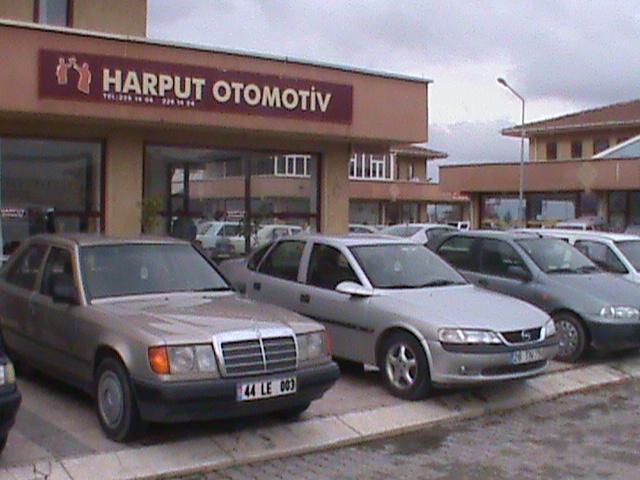 HARPUT OTOMOTİV