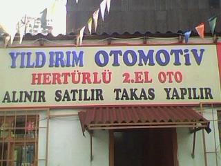 YILDIRIM OTOMOTİV