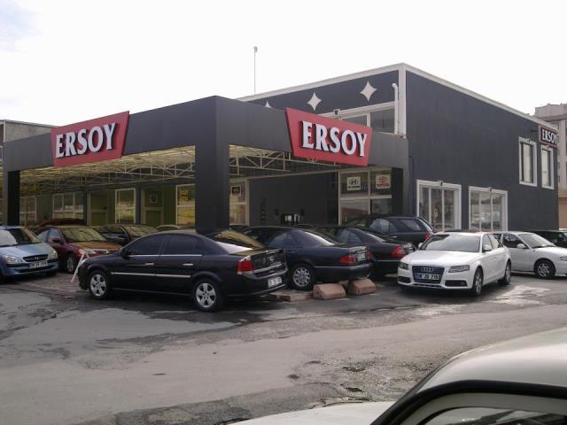 ERSOY OTOMOTİV-SERDAR ERSOY