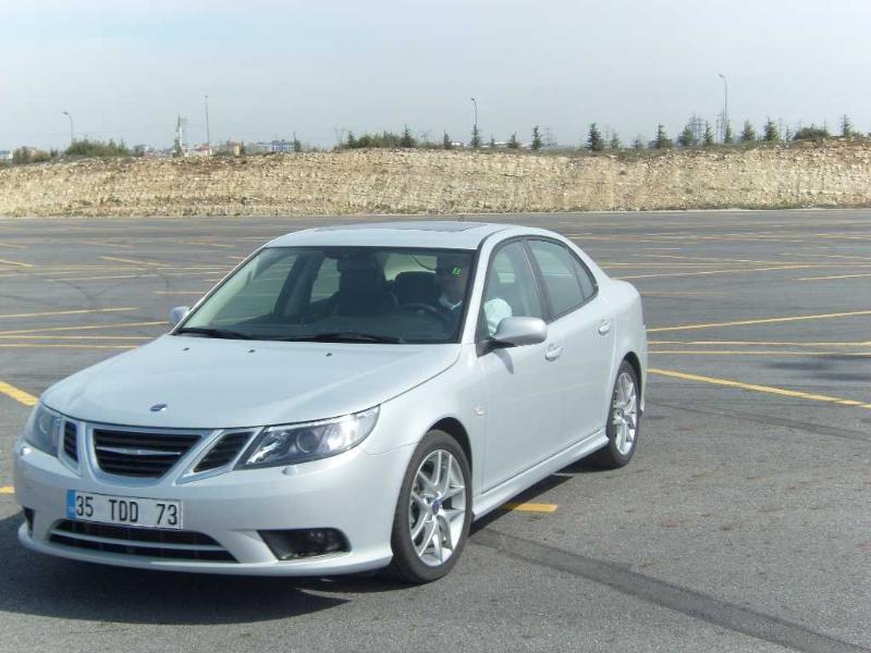 S 15 - Saab 9-3 Sport Sedan 1.9 TID : UÇUŞA HAZIR OLUN
