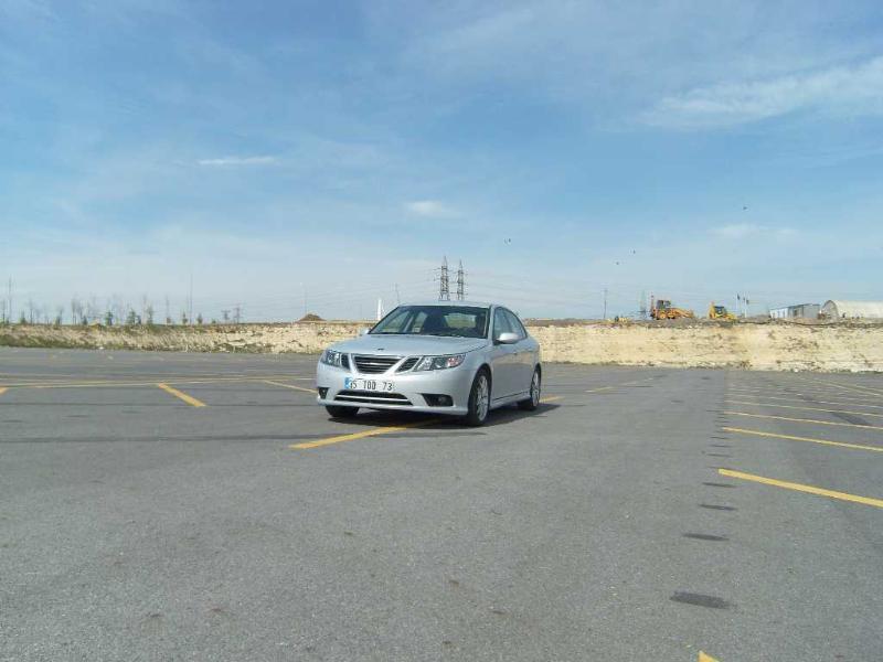 S 16 - Saab 9-3 Sport Sedan 1.9 TID : UÇUŞA HAZIR OLUN