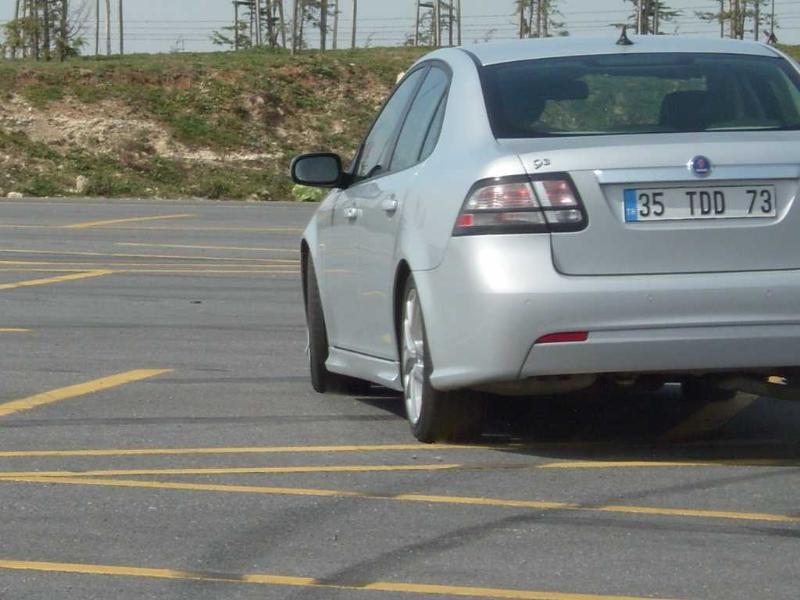 S 18 - Saab 9-3 Sport Sedan 1.9 TID : UÇUŞA HAZIR OLUN