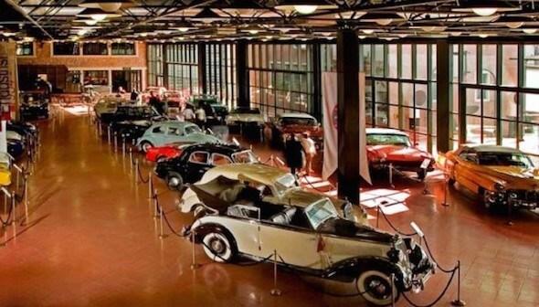 Koç Otomobil Müzesini Gördünüz mü?