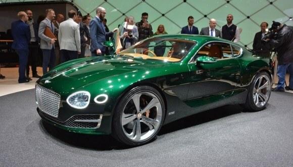 Bentley de Hybrit Modasına Uydu