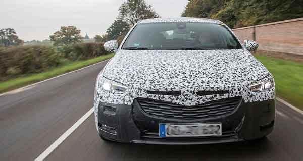 Opel İnsignia'dan Yeni Atak!