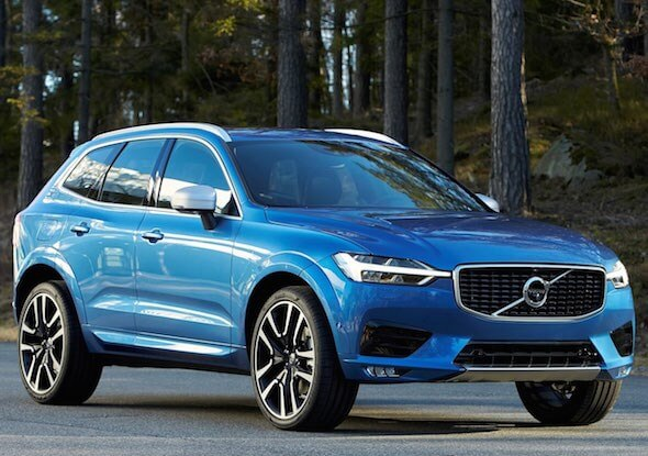 Volvo XC60 2018'de Nasıl Görünecek?