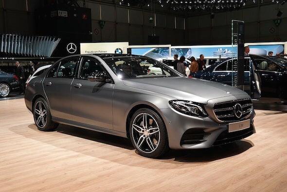 Mercedes Benz E Serisi 2017 Best Cars Ödülünü Aldı!