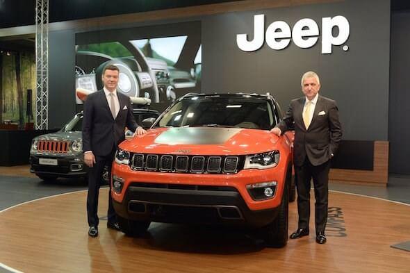 Yeni Jeep Compass Ekimde Türkiye'de!