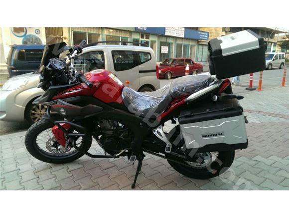 MONDİAL RX3İ EVO ÜÇERLER MOTORDA KAMPANYA