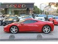 SPEED 2011 FERRARI 458 ITALIA Fer-MAS BAKIMLI CARBON PK.KAZASIZ