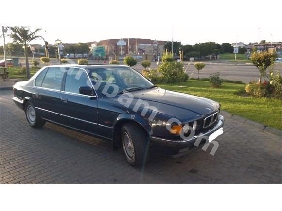BMW  750 İL 1989