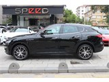 SPEED 2016 MASERATI LEVANTE 3.0d SİYAH_TABA 0 KM BUSSINESS FULL