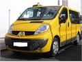 Üsküdar Kadıköy hattında satılık 2011 Model Renault Trafic Taksi Dolmuş
