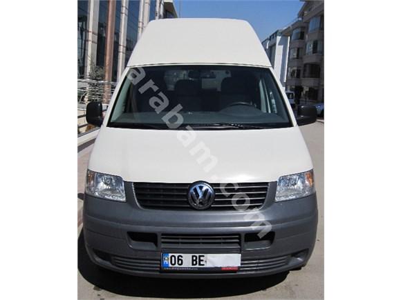 Sahibinden Volkswagen Transporter Pikap 1.9 TDI 105 PS Tek Kabin LWB 2 ...