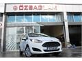 Özsağlamdan 2013 Ford Fiesta 1.25 Trend Boyasız Beyaz 136binde