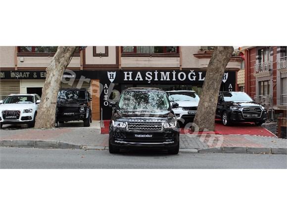 -HAŞİMİOĞLU AUTO- 2016 RANGE ROVER VOGUE 3.0 TDV6 HSE PAKET