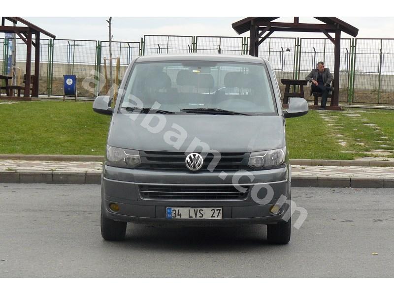 Galeriden Volkswagen Transporter Trans.City Van 2.0 TDI( 5 ...
