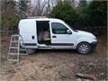 1.5 Dci panelvan 2007. Motor Yuruyen Temiz Düzgün.