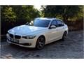 BMW 320İ ED BENZİNLİ OTOMATİK 2012 MODEL BEYAZ RENK