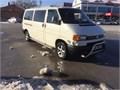 2000 model  transporter camlı Van