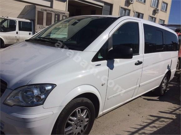 sahibinden mercedes vito 113 cdi 2013 model İstanbul 138000 km