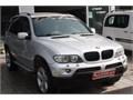 BMW X5 3.0 D PANAROMİK TAVAN - SPOR PAKET-NAVİGASYON , TV