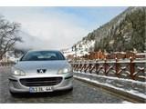 Acil otomatik vites Peugeot 407 kazasız en ful en dolu paket