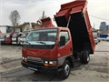 1988 CANTER 635 DAMPERLİ KAMYON