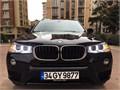 SONGURLAR-2016 BMW X3 EXCLUSİVE 16.000KM BEYAZ BOYASIZ TAKAS