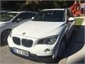 2013 BMW X1 İLKSAHİBİNDEN HATASIZ DEGİŞENSİZ BOYASİZ BORUSAN BAKIMLI SUPER TEMİZ EKSPERTİZLİ