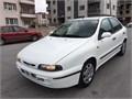 2001 FİAT BRAVA SX 1.6İ 16V 103HP BEYAZ OTOMATİK VTS İLK EL ORJİNAL