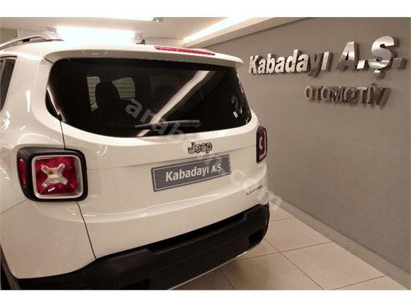 2017 jeep renegade 1.6mjet 0km automatic limited hemen teslim