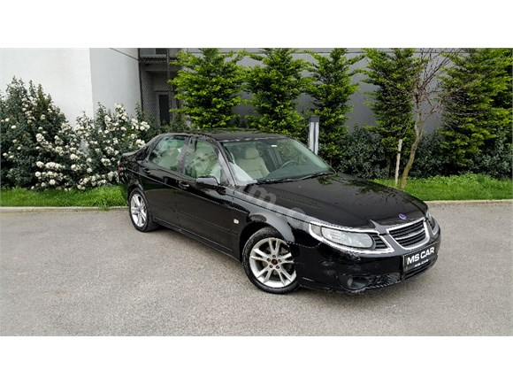 MS CAR'DAN FIRSAT ARACI SAAB 9.5 DİZEL OTOMATİK -2008 MODEL-