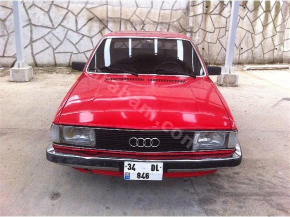 acil satilik-1982 model audi a-100 düzgün ve bakimli lpg li