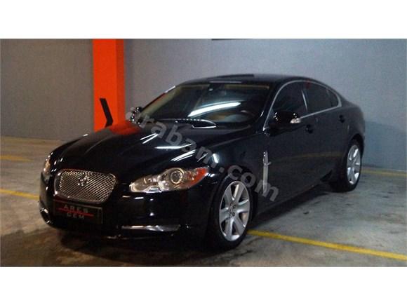arescem den 2009 jaguar xf 2.7d siyah içi bej hatasiz