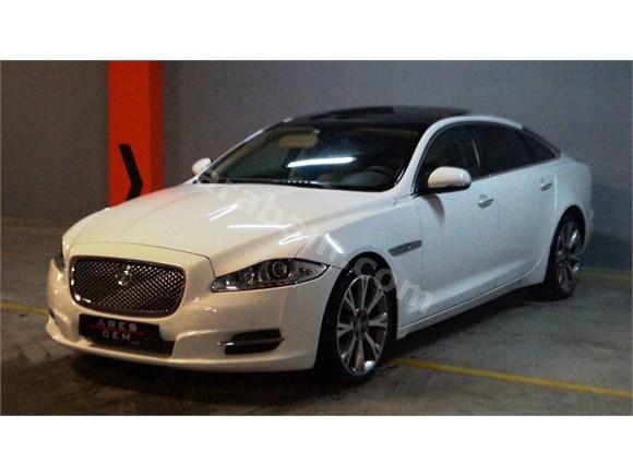 arescem den bayi çikişli 2013 jaguar xj lwb premium luxury