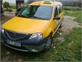 2008 Dacia Logan 7 Kişilik Temiz Aile Aracı