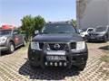 2008 MODEL NISSAN NAVARA 169000 KM DE SİYAH