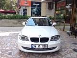 SAĞLAM OTOMOTİV 46 BİN 2011 BMW 1.16İ CONFORT OTOMATİK BOYASIZ..