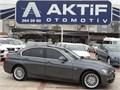 A K T İ F den 2013 BMW 316İ LUXURY LİNE OTOMATİK FULL BOYASIZ. .