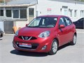 TÜVSÜD GÜVENCESİ Nissan Micra 1.2 Match CVT 80 Hp 21,517 KM