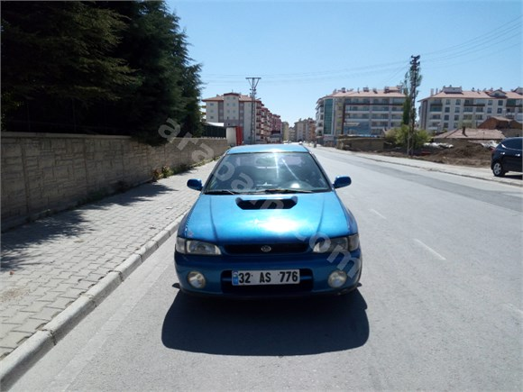 ÖZDERGAHOTOMOTİV'DEN 1998 MODEL SUBARU İMPREZA 1.6 GL