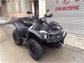 T-3 BELGELİ 2 EL PLAKALI ÇOK TEMİZ TGB 550İ SE 4x4 ATV SEMSA