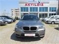 BAYİ ÇIKIŞLI 2011 BMW X3 2.0d xDrive CAM TAVAN-DERİ-ISITMA-XENON