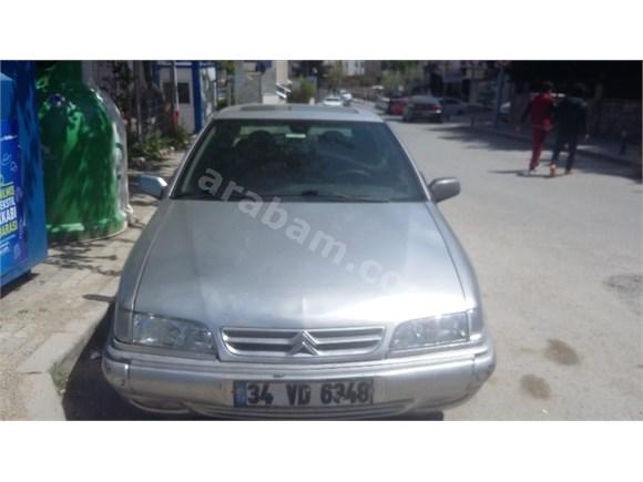 2002 MODEL XANTİA SX 16V SR ACİL SATILIK
