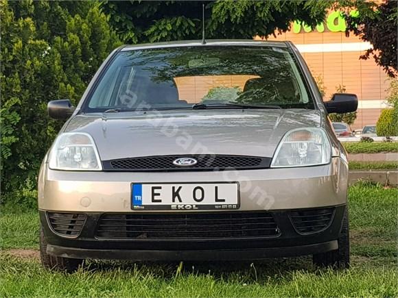 2004 FORD FIESTA 1.4 COMFORT 131.000 KM EKOL'DE
