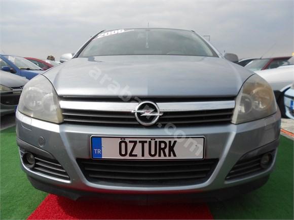 ÖZTÜRK'TEN 2006 OPEL ASTRA 1.3 DİZEL 6 İLERİ FULL DONANIMLI