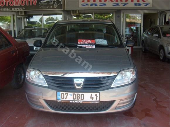 2010  Dacia  Logan  1.5 dCi  Ambiance