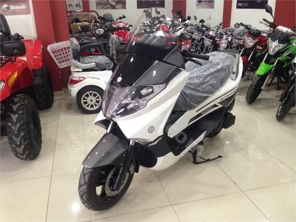 İTALYAN BENELLİ ZAFFERANO 250 cc SCOOTER K.K.TAKSİT SEMSA