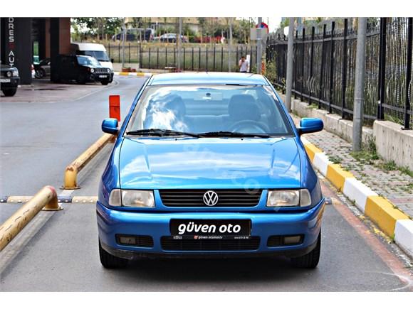 GÜVEN OTO'DAN 2001 VW POLO 1.6 SEDAN CLASSİC